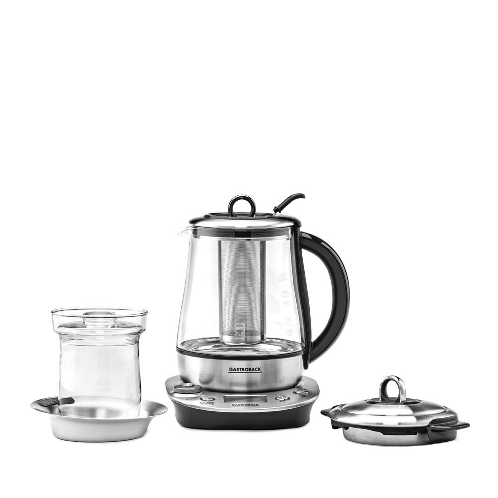 GASTROBACK 42438 rychlovarná konvice na čaj