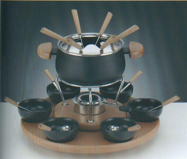 fondue uniquadro black