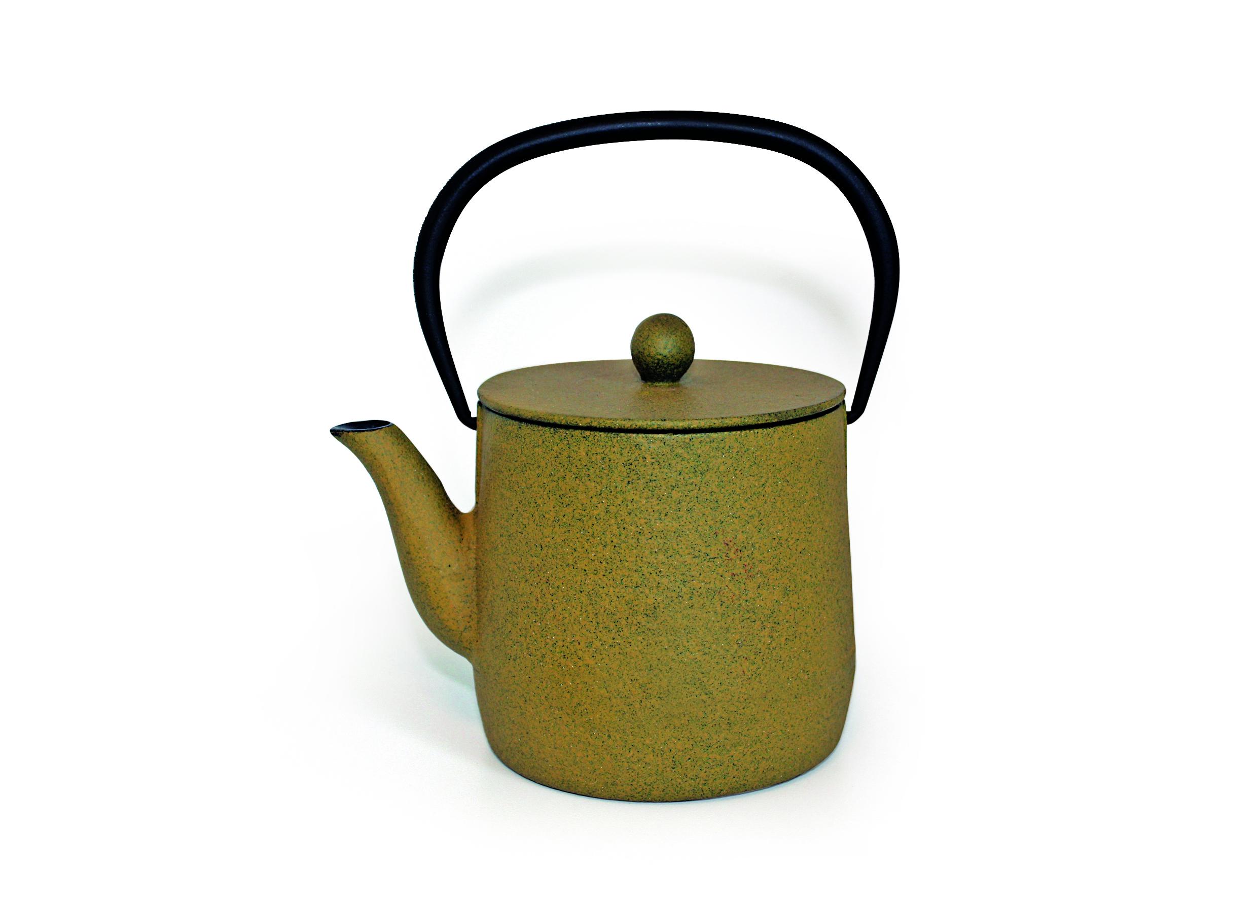 litinová konvice na vodu či čaj Beka Camellia 0,6 l i indukce